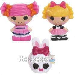 Набор с куклами КРОШКАМИ LALALOOPSY - ФОКУСНИЦА И ЯГОДКА (2 куклы, питомец) Lalaloopsy 531524