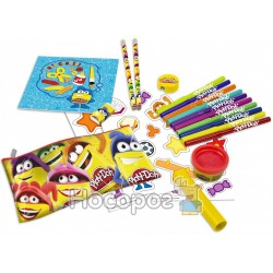 Набор для творчества Hasbro РЮКЗАК НА КОЛЕСАХ Play-Doh