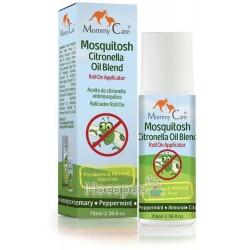 Натуральное роликовое средство от комаров Mommy Care с органическими эфирными маслами