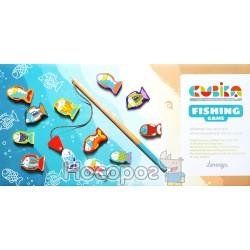 Дерев`яна іграшка Рибалка levenya 13739