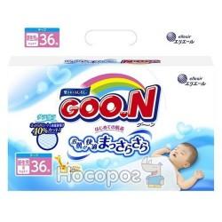 Підгузники для новонароджених до 5 кг Goo.N 853261