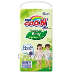 Трусики-підгузники для дітей Cheerful Baby (11-18 кг) 853461
