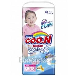 Трусики-підгузники для дівчаток Goo.N (12-20 кг) 853083
