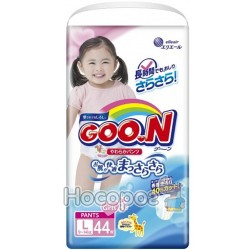 Трусики-підгузники для дівчаток Goo.N (9-14 кг) 853081