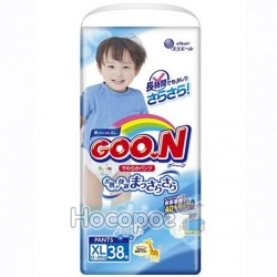 Трусики-підгузники для хлопчиків Goo.N (12-20 кг) 853082