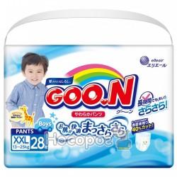 Трусики-підгузники для хлопчиків Goo.N (13-25 кг) 853084