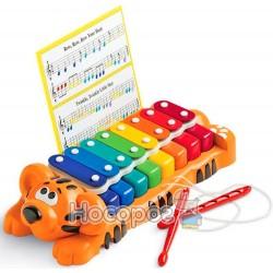 Развивающая музыкальная игрушка Little Tikes Тигренок-ксилофон: ДВА В ОДНОМ 629877MP