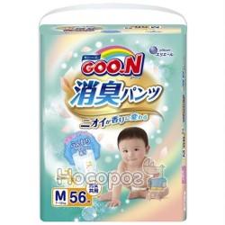 Трусики-підгузники для дітей Gоо.N серії Aromagic Deo Pants (7-12 кг)