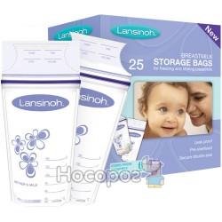 Пакеты для хранения и замораживания грудного молока Lansinoh 44204