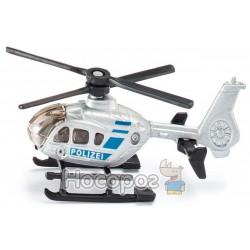 Вертолет полицейский Siku 6320050 арт.807