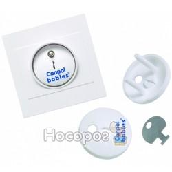 Заглушки для розеток Canpol babies 13/100