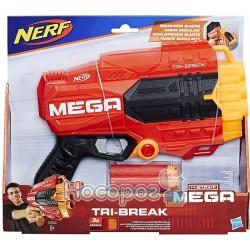 Нерф Мега бластер Hasbro Три-брейк