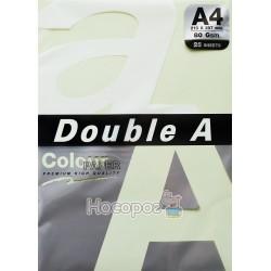 Бумага офисная цветная Double A А4 зеленый Р25