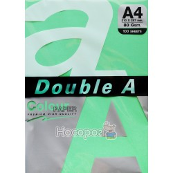 Папір ксероксний кольоровий Double A А4 асорті 25 арк.