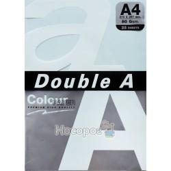 Бумага офисная цветная Double A А4 пастельно голубой Р25 арк.пастельно голубий Р25