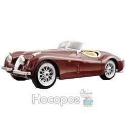Автомодель - JAGUAR XK 120 (1951) (1:24)