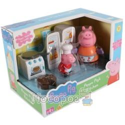 Игровой мини-набор Peppa Pig Кухня Пеппы 06148