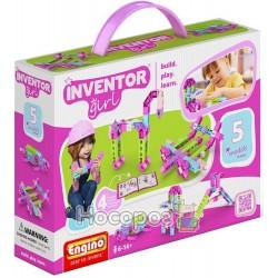 Конструктор Engino Inventor Princess 5 в 1