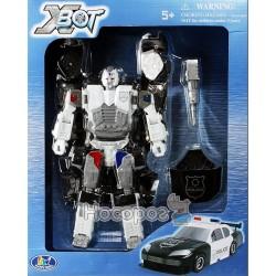 Робот-трансформер - ПОЛІЦІЯ