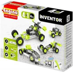 Конструктор INVENTOR 4 в 1 - Автомобили