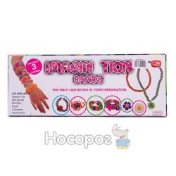 Набор резинок для плетения белый Imagin tion bands 21481007/ВВ/LBNIMK