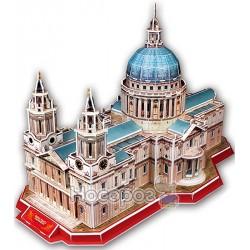 3D пазл CubicFun Собор Святого Павла (MC117h)