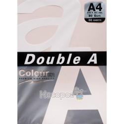 Бумага офисная цветная Double A А4 розовый Р50