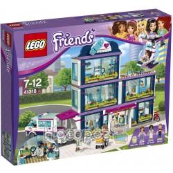 "Конструктор LEGO ""Лікарня в Хартлейку"" 41318"
