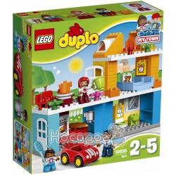 """Конструктор LEGO """"Родинний будинок"""" 10835"""