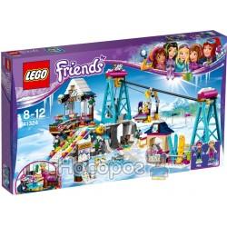 """Конструктор LEGO """"Горнолыжный курорт: бугель"""" 41324"""
