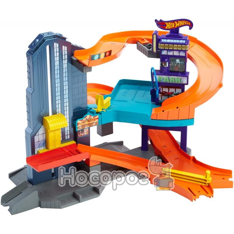 Фото Паркинг Mattel - Hot Wheels с подъемами CDL36 WB4