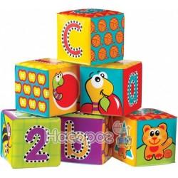 """Кубики для води Playgro """"Алфавіт"""" 0183838"""