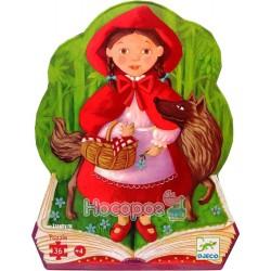 Пазл DJECO Красная шапочка DJ07230