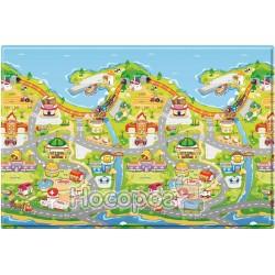 Развивающий коврик Comflor Fruit Farm 166044