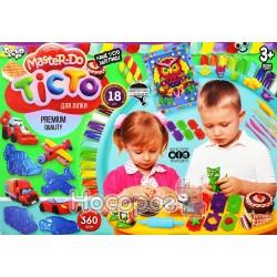 """Набор креативного творчества Danko toys """"Тесто для лепки"""" Master Do """""""