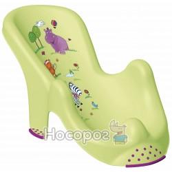 """Анатомічна підставка в ванночку OKT """"Hippo"""" 8619"""