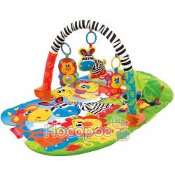 Розвиваючий коврик Playgro Сафарі 0181594