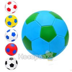 Мяч футбольный EV-3165 ПВХ, 6 цветов, размер (Метр) (50)
