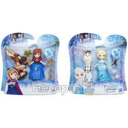 Кукла Hasbro Холодное сердце с другом (в асс.)