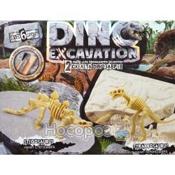 """Набор для проведения раскопок Danko toys """"DINO EXCAVATION"""" DEX-01-01"""
