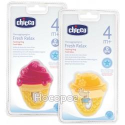 """Зубное кольцо охлаждающее Chicco """"Мороженое"""""""
