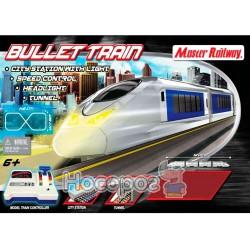 Высокоскоростной поезд Golden Bright 8402