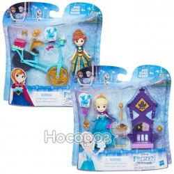 Маленькие куклы Hasbro аксессуары (асс)
