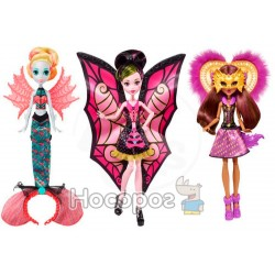 "Кукла Mattel - Monster High ""Монстро-Трансформация"" в асс."