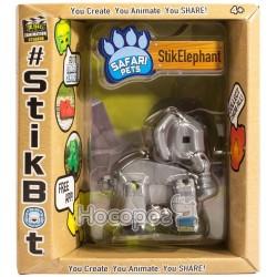 """Фигурка для анимационного творчества Stikbot """"Safari Pets"""" в ассортименте"""