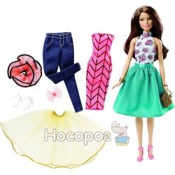"Кукла Barbie ""Модный калейдоскоп"" MIX DJW57 WB6"
