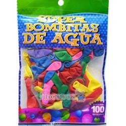 Водяные бомбочки-шарики