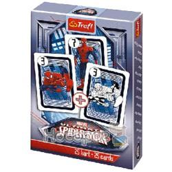 08407 Карты Петрусь - Человек -Паук Disney Spiderman