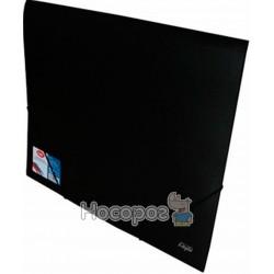 Папка на резинках Eco-Eagle 3030-01 черная