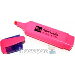 Маркер текстовый Eco-Eagle TY425-Pink